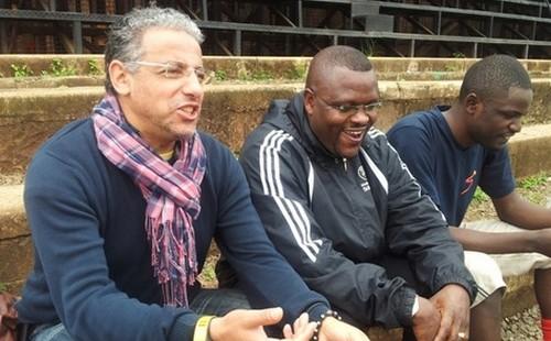 الكاف تعاقب عمروش مدرب المنتخب الكيني بمباراتين