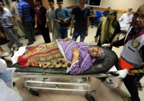 إسرائيل تستخدم أسلحة محرمة دولياً في قصف غزة
