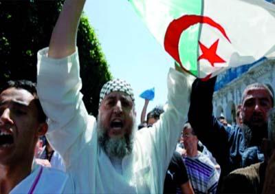 Les salafistes profitent de la situation pour tenter d'imposer leur désastreuse idéologie