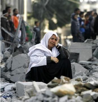 Ghaza compte ses martyrs