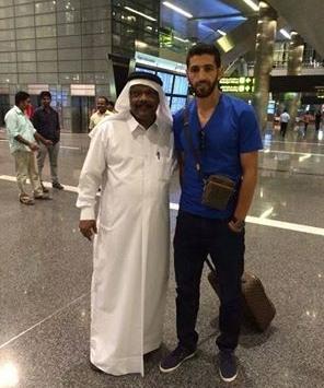 حليش ينضم رسميا إلى نادي قطر
