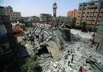 Quand le sang des Palestiniens est exploité à des fins partisanes !