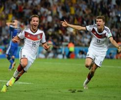 ألمانيا تتوج بكأس العالم للمرة الرابعة