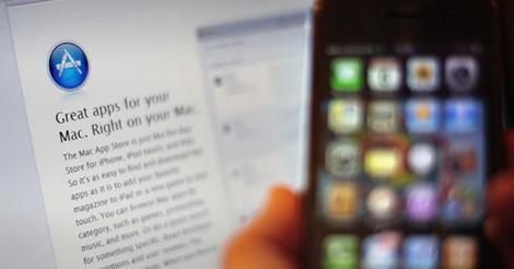 تقرير يؤكد أن ثمانين بالمئة من تطبيقات آب ستور