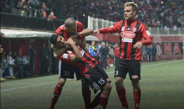 اتحاد الجزائر يقصف بالثقيل ويفوز (6-0) على سيسلي أناضول سبور التركي