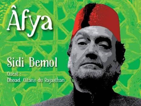 Sidi Bemol en concert ce soir à Montréal