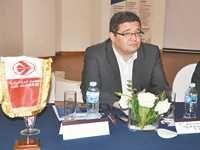 Zoheïr Houaoui, chef de division commerciale d'Air Algérie, à