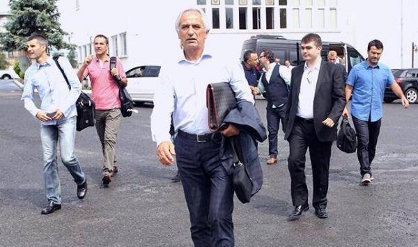بالصور...هكذا استهل حاليلوزيتش مسيرته مع طرابزون سبور التركي
