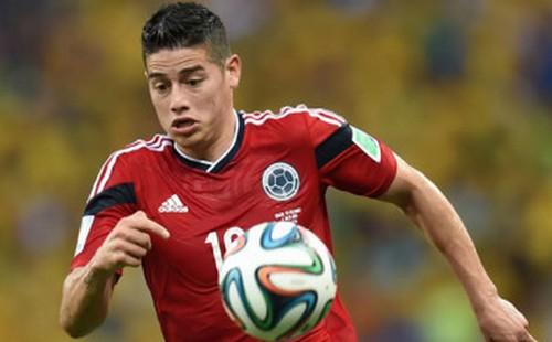 أنباء عن اتفاق نادي موناكو مع بديل جيمز رودريغيز الراحل إلى الريال