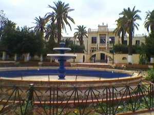 jardin publique de chaabet el ham