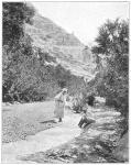 La splendeur des gorges de Tilatou