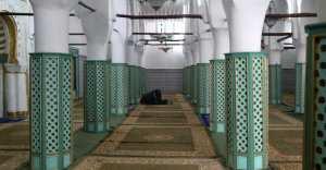 La mosquée de Sidi Okba, l'une des plus ancienne au Maghreb