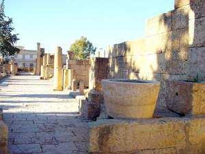 Une visite descriptive de la basilique de Tébessa