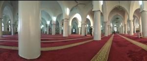 La mosquée Ennour de cherchell La légende de la mosquée aux cent colonnes