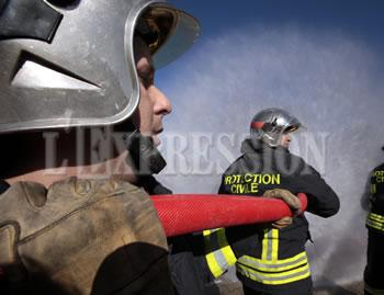 Des mots pour vous raconter nos pompiers