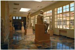 Le Musée de Cherchell