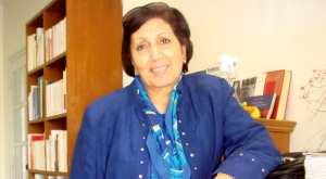 Biographie Zoubeida Mameria
