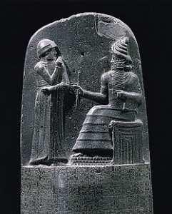 حمورابي ......اقدم تشريع على الأرض