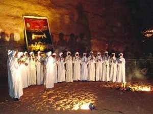 Un patrimoine lyrique en attente d'une véritable préservation 4ème Festival culturel d'ahellil à Timimoun