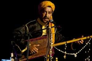 Mâalem Billel Bouhadjar et sa troupe de Ain Témouchent