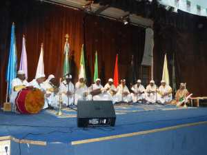 Association folklorique Sidi B'lal, description