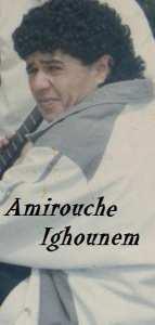 L'artiste Amirouche Ighounem, un militant infatigable de la cause amazighe