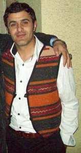 Ishem Boumaraf, un crooner