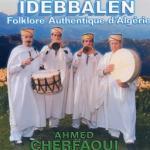Idebalen Ahmed Cherfaoui, chef d'orchestre de musique kabyle folklorique