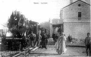 LE TRAIN ORLEANSVILLE - TENES