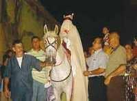 Cherchell-Le rite nuptial de Sidi Maâmar : Un mariage original et originel