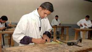 Notre futur défi est d'assurer la qualité de la formation et de l'enseignement professionnels