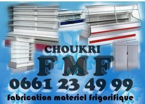 fabrication matériel frigorifique