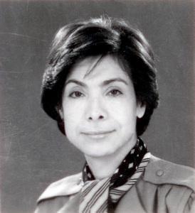 Petite biographie de Fatima Zohra Oufriha née Bouzina