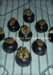 Délicieux beniouen aux noix *Gâteau algérien pour l'aid*