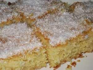 حلويات سميرة وصفة عصرية لحلوى البسبوسة
