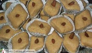 Gâteau de semoule Bejaia