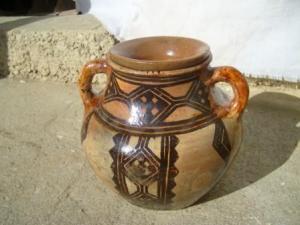 Draa Kébila, poterie et travail de la laine en voie de disparition.