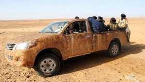 Arrestation de deux contrebandiers et saisie d'une importante quantit� de carburant � l'Ouest et au Sud du pays (MDN)