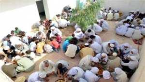 La wa�da de la tribu Sidi Abderrahmane de retour