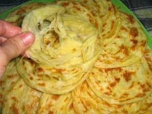 طريقة تحضير الملوي المحشي والمعسل - تحضير الملوي الجزائري