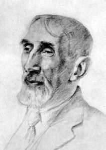 Portrait de Georges Marçais