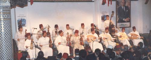 Musique andalouse : C�est quoi la NOUBA