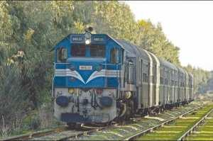 Le train transmaghr�bin bient�t remis sur les rails