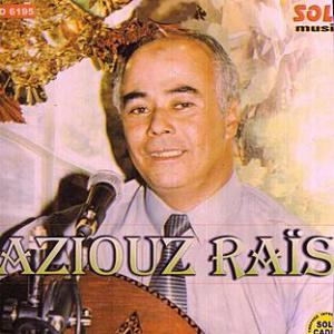 Portrait de Aziouz Rais