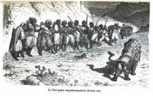 Au sujet de la Tribu des Beni Foughal et Ouled Attia : Croisement des informations contenues dans les livres de Carette* d'Outrey** et de Fouquier***