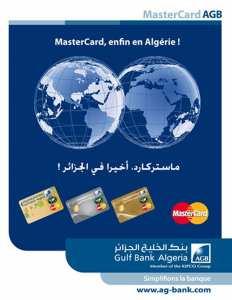 Cartes VISA AGB