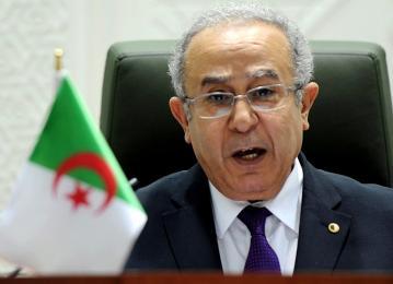 لعمامرة يؤكد رغبة السوريين تبني تجربة الوئام والمصالحة الوطنية
