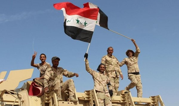 القوات العراقية تحرر حوالى 1500 معتقل لدى داعش