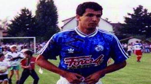 Ali Bouafia, un footballeur accrocheur à souhait