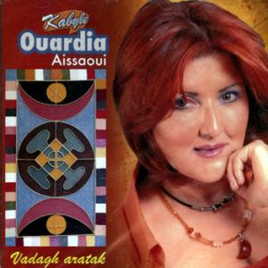 Portrait de Ouardia Aïssaoui